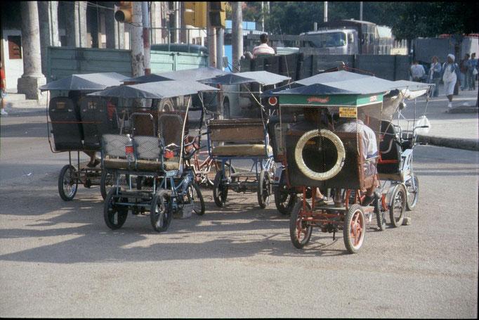 Transport en commun à VINALES.