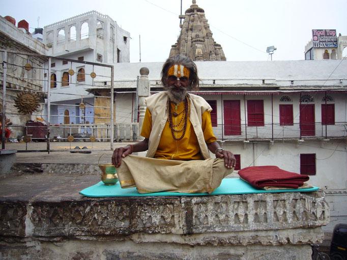 Brahman à ORCCHA.
