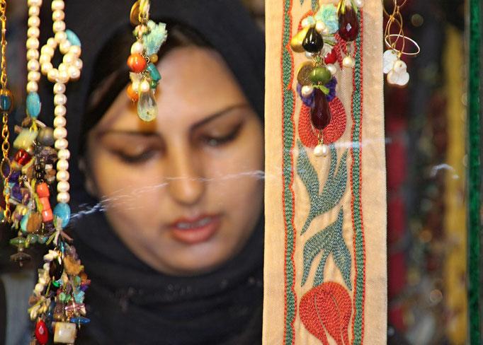 Dans le grand bazar Egyptien.
