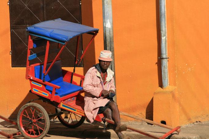 Transport en commun à ANTSIRABE.