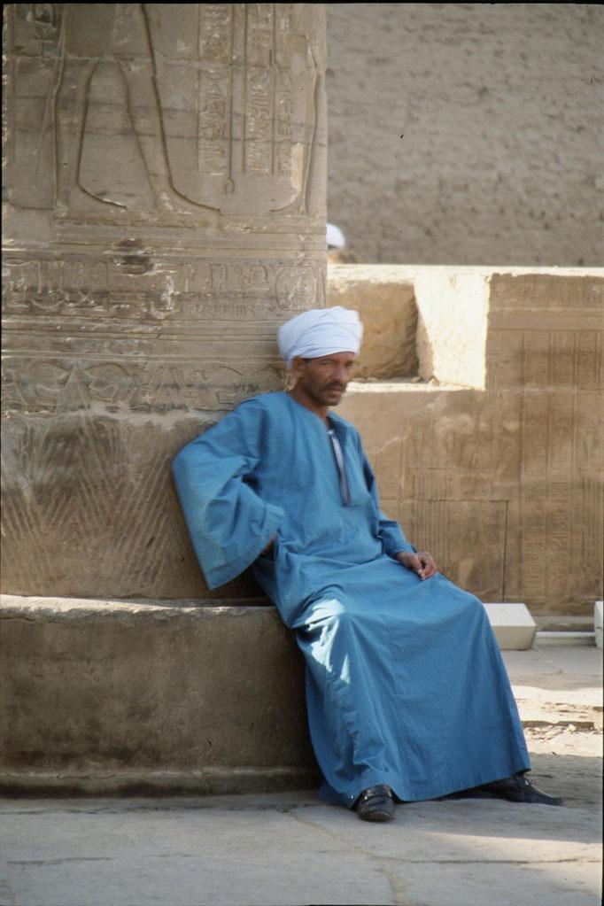 Gardien du temple de LOUXOR.