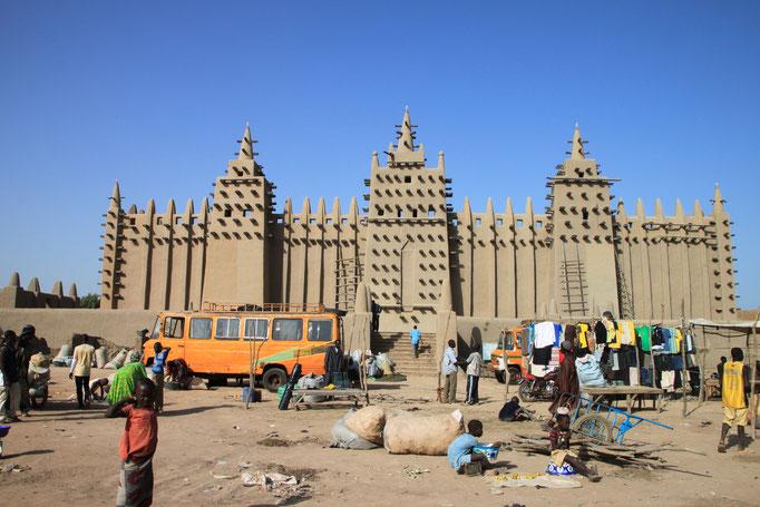 Mosquée de DJENNE.