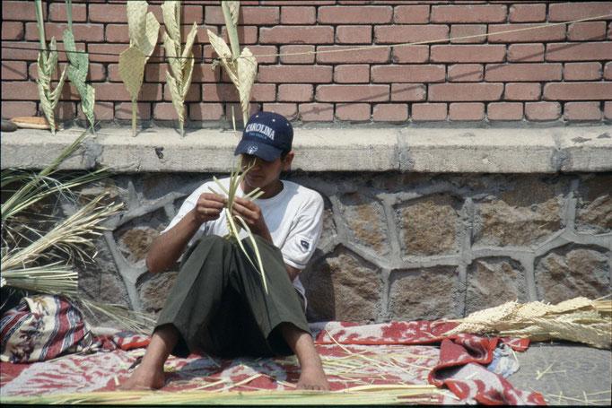 Préparation de la pâques Copte au CAIRE.