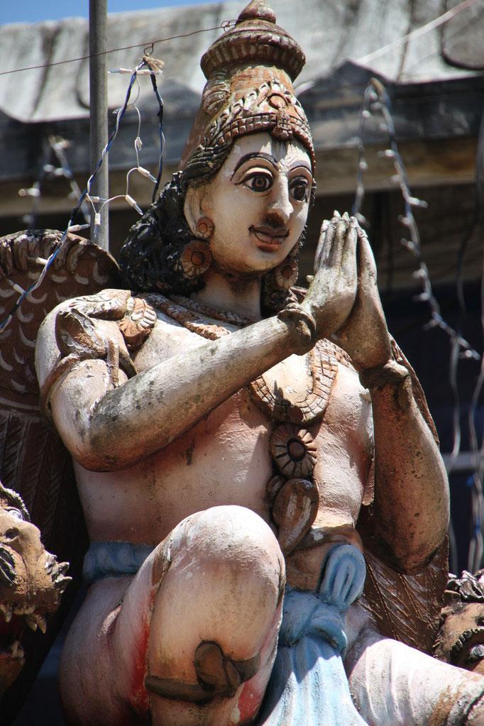 Temple hindouiste à NALANDA.