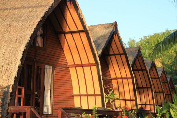 Maison Sasak.