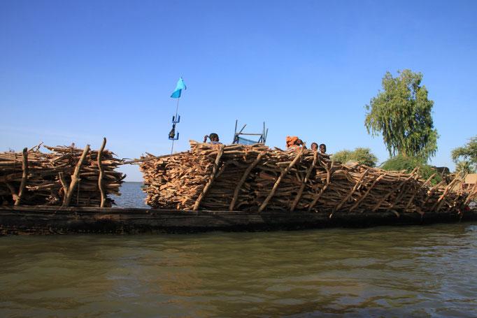 Delta intérieur du Niger. MALI