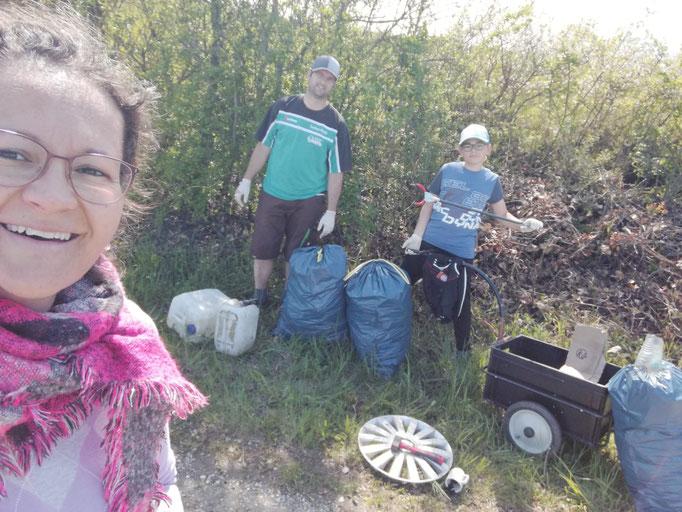 Fam. Sandner Manuel,Birgit,Benjamin