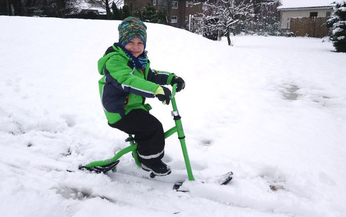 Longway Sports Kids Ski Bike Junior