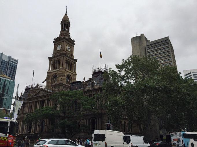 オーストラリアは歴史を感じる建物がたくさん