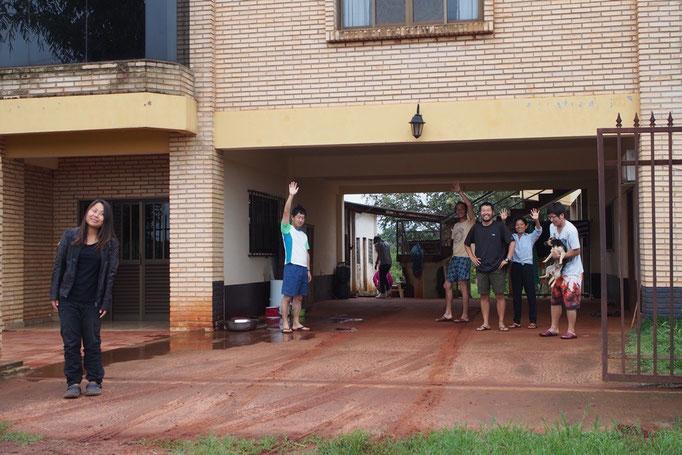 イグアス移住地は居心地が良くて いつの間にかの8日間でした またどこかで会える日まで⭐︎