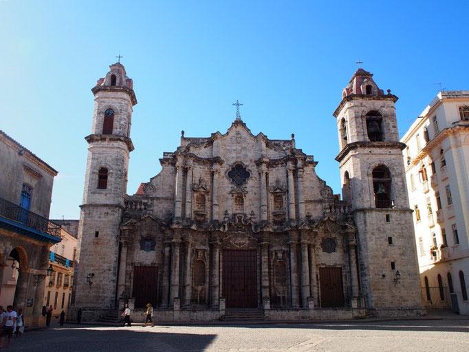 トリニダーからタクシーに乗りハバナへ キューバ最後となるのは最初に訪れたハバナ