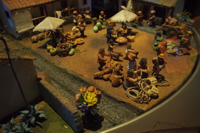 この博物館はエクアドルの民族に関する歴史や手工芸品に始まり 現代アートや 博物館の外にはプマプンゴ遺跡と庭園まで