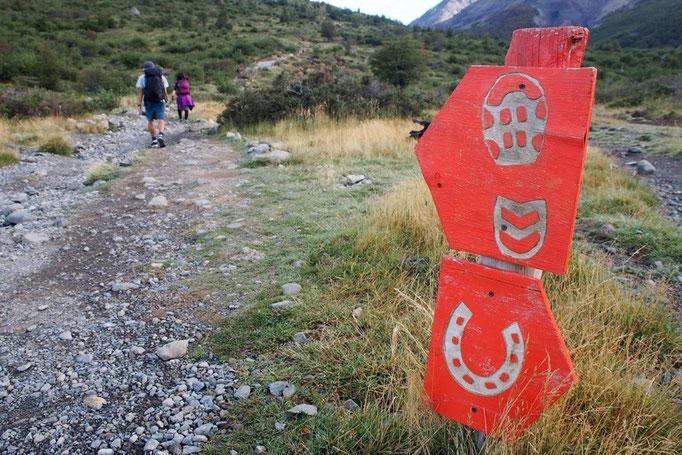 エルカラファテからバスに乗りプエルトナタレスへ パイネ国立公園へトレッキングにお出かけ