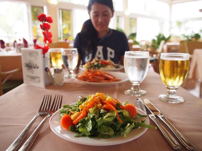 お野菜もモリモリ食べることができて嬉しい