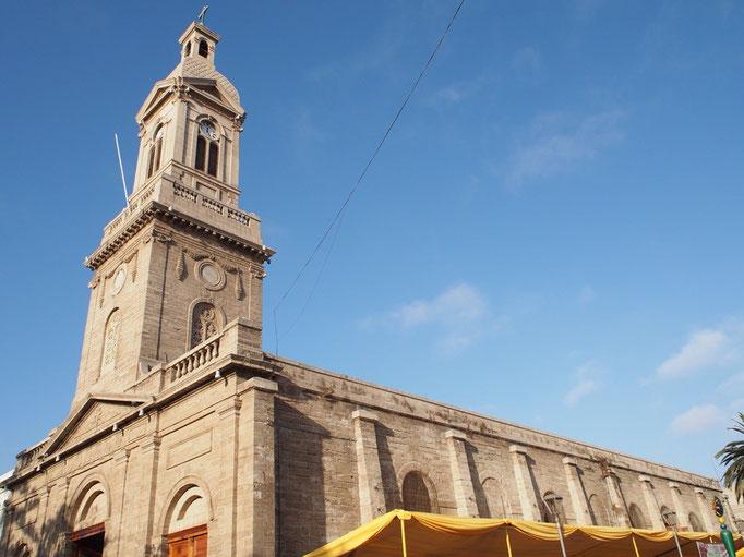 ラセレナではお散歩しながらカテドラルや教会を見学