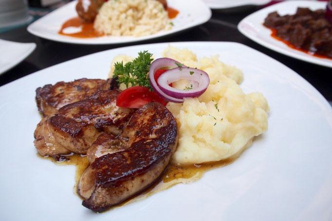 ハンガリーはフォアグラ生産量世界第2位の国 フォアグラがリーズナブルに食べられておいしい♡
