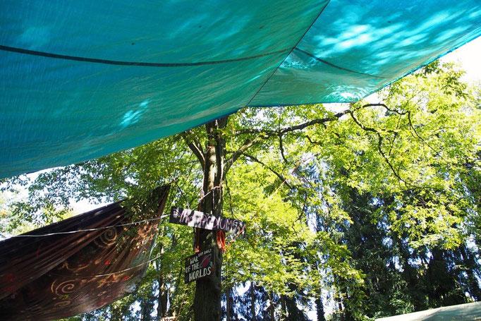 この時期のミュンヘンはどこも宿泊先が高くて なかなか空きもなく キャンプサイトで2泊することに
