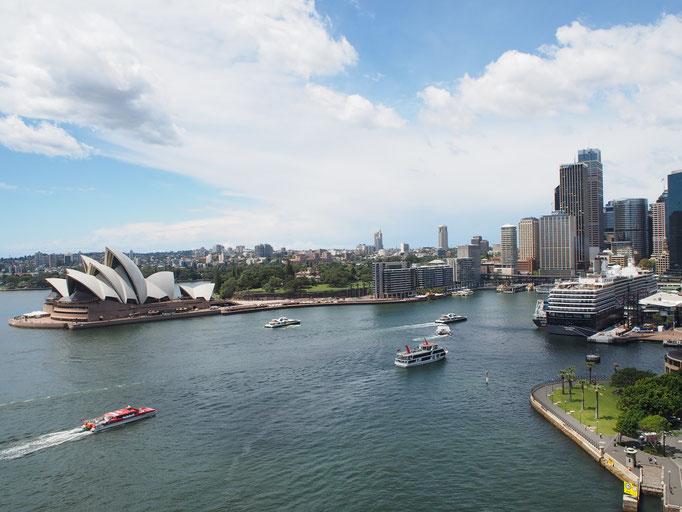 オーストラリアはとても健康意識の高い国という印象でした