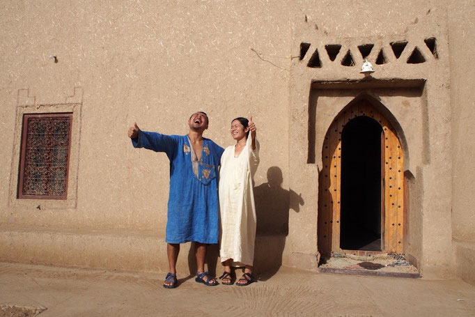 1泊2日があっという間に感じるくらい とても楽しい砂漠ツアーでした