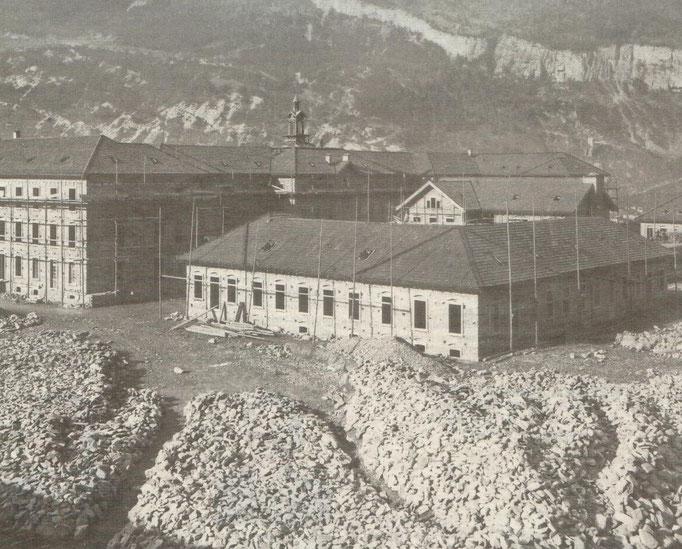 Kinik Waldhaus ca 1900