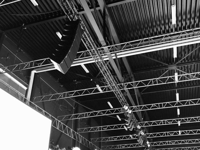Martin Audio WPM und CDD-Live8