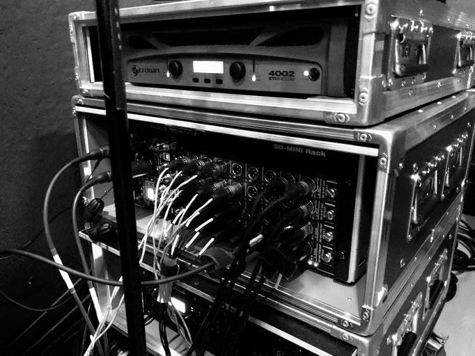 DiGiCo SD-MiNi-Rack