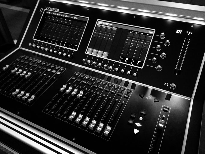 CD Produktion Cantara: Digico S21