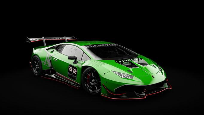 Lamborghini Huracan ST Light Green