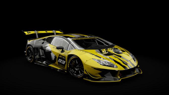 Lamborghini Huracan ST - BEAR Racing 2018