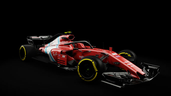 Old Spice Honda - Formula Hybrid 2018