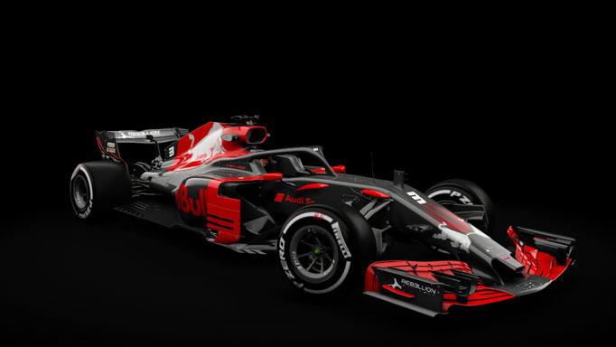 RSS Formula Hybrid Red Bull Fantasy