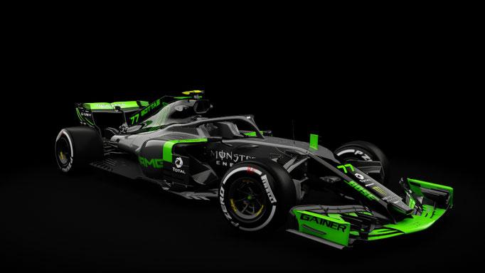 Formula Hybrid Fantasy Mercedes