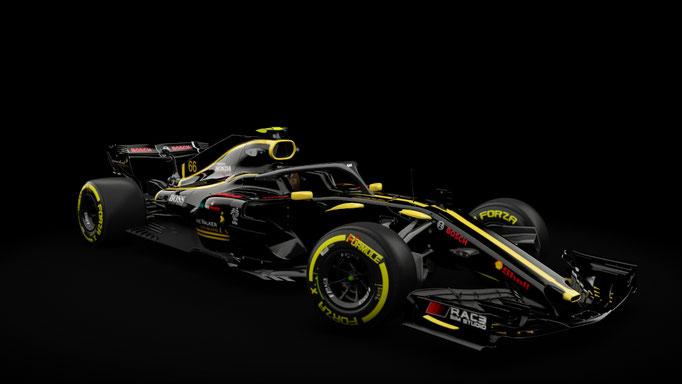 Johnnie Walker Racing - Formula Hybrid 2018 1.0
