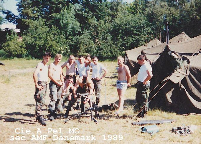 AMF 1989 Nato Manöver in Dänemark / Pel MO