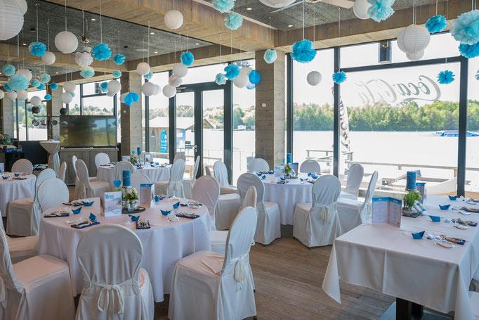 Hochzeitslocation Rastede Bremen Wasserski Cafe Badestrand
