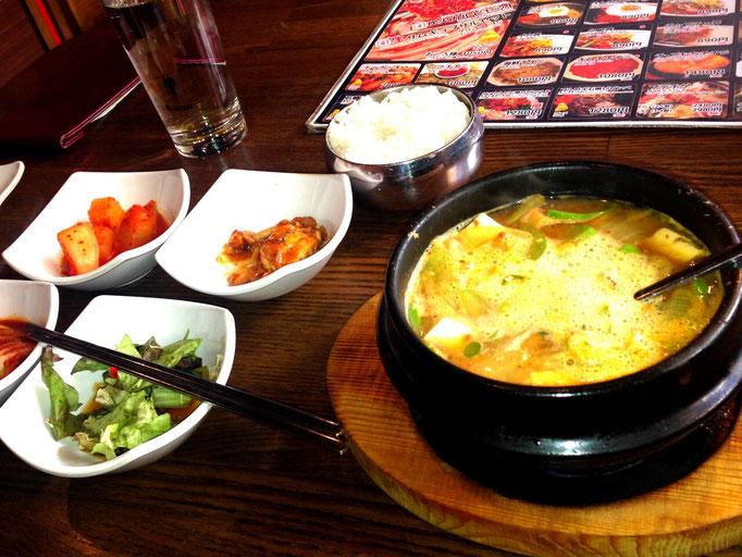 新久保 書道教室周辺の韓国料理
