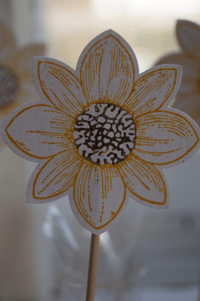 Sonnenblume to go! - Patricia Stich 2015