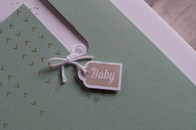 Baby - Stampin´Up! - Patricia Stich 2016