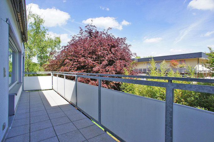 Balkon Wohnung Komponistenviertel