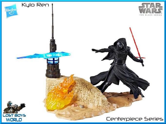 The Black Series - Centerpiece Line - Kylo Ren