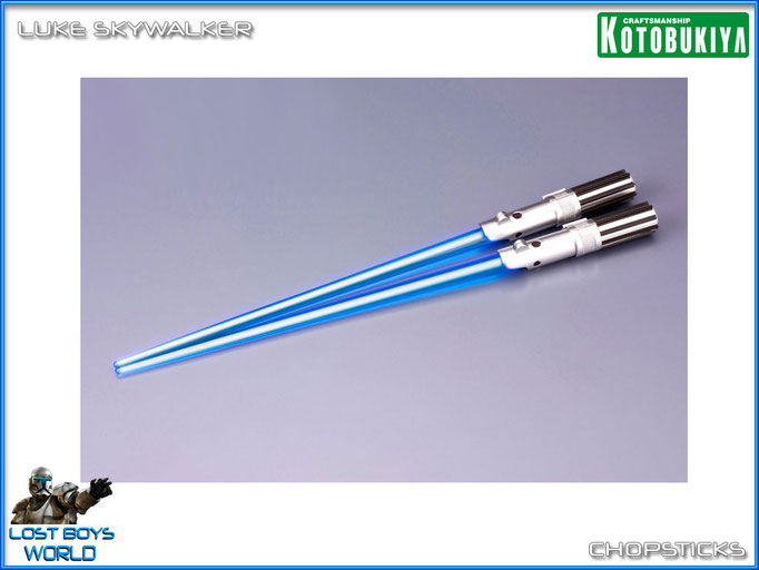Luke Skywalker (Ep IV) aus dem Jahr 2014 - Reproduktion