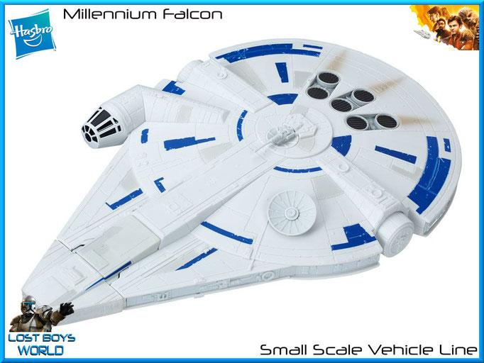 SOLO Collection - Smal Scale Millenium Falcon