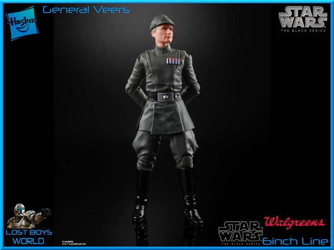 The Black Series - 6 Inch - General Veers - Walgreens Exklusiv
