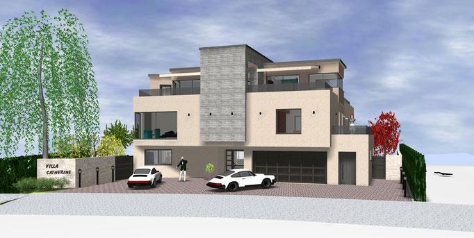 Projekt Villa H1