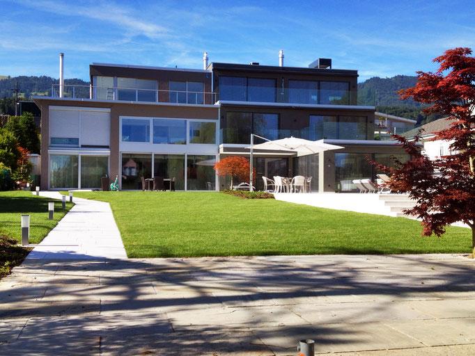 Doppeleinfamilienhaus im Hurdnerwäldli