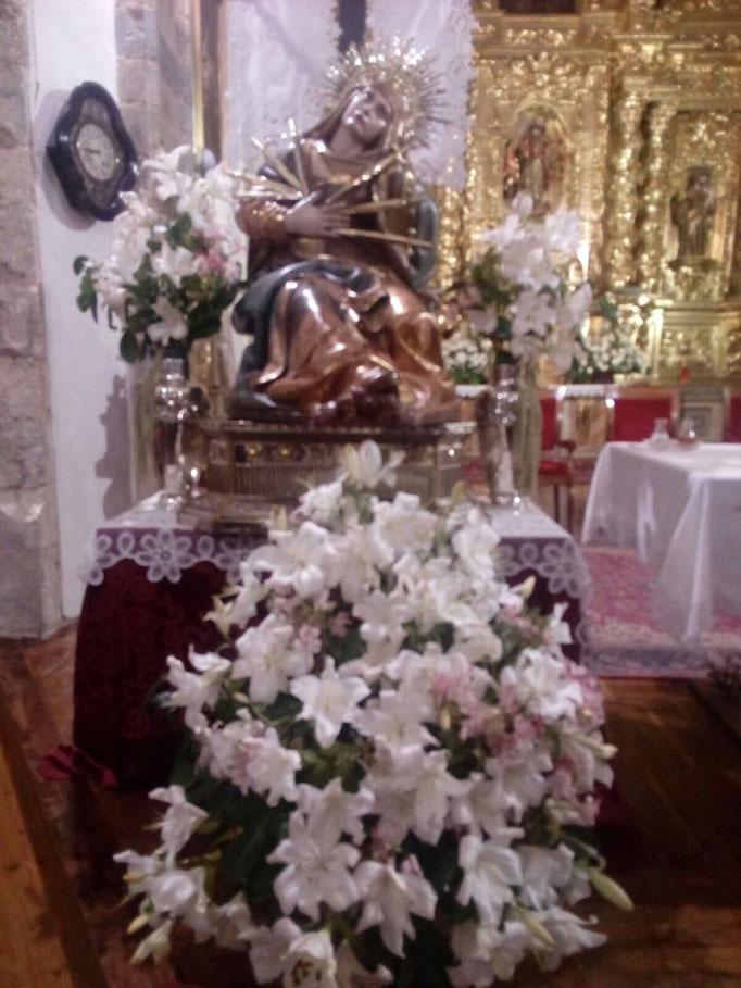 Fiesta Virgen de los Dolores