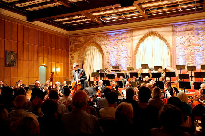 Heidelberger Schlossfestspiele 2011 conducted by Cornelius Meister