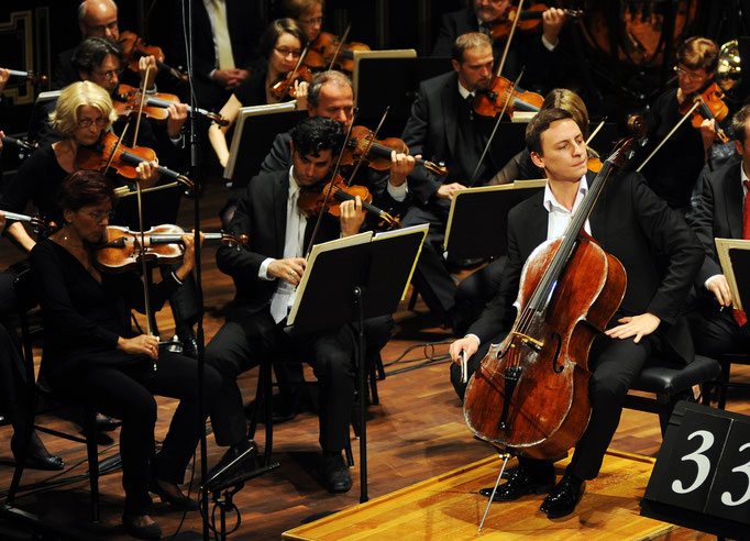 Final Stage of Pablo Casals International Cello Competition in Budapest September 2014