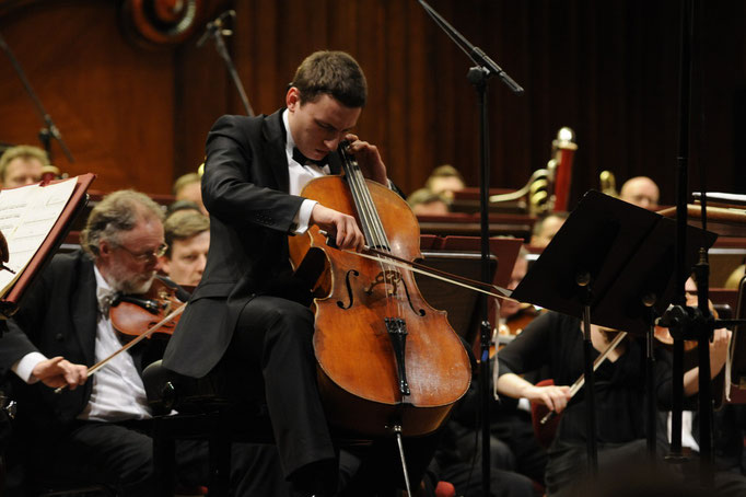 Lutoslawski International Cello Competition Warsaw 2011 Final stage