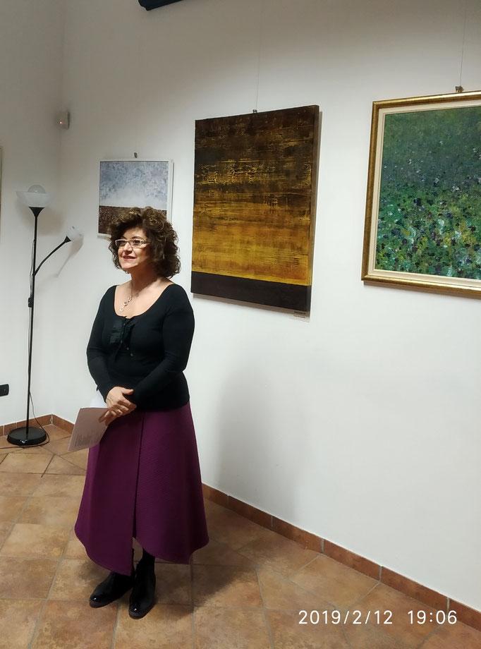 Maria Mele Poetessa